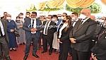 بوشارب وزيرة الاسكان تتفقد رفقة العامل رشدي ورش تاهيل الدريوش وميضار وبن الطيب