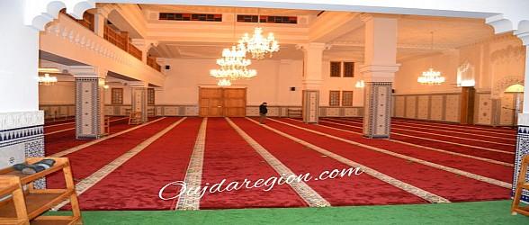"""وجدة…العلامة بنحمزة يفتتح مسجد """"عبدالله كنون"""""""