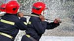 عاجل بوجدة…08 مصابين في انفجار قنينة غاز بمصنع