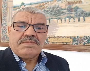 تعزية ومواساة للسيد محمد كنسي