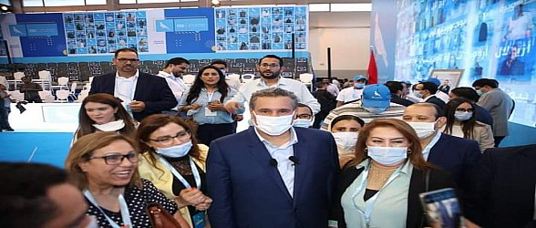 اخنوش اول رئيس حزب ينزل لجل جهات المغرب في اسبوع