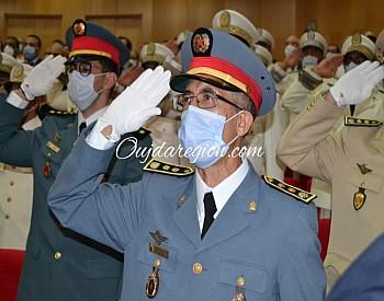 عاجل بوجدة..ترقية بطاش القائد الجهوي للدرك الملكي وعدد من المسؤولين