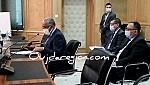 كلمة الوالي الجامعي قبل انتخاب رئيس جهة الشرق