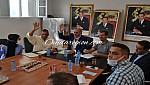 صوت وصور..انتخاب علاوي بالاجماع على راس المجلس البلدي لاكليم