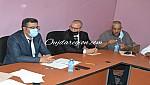 صوت وصور.. بنعربية يفوز برئاسة المجلس البلدي لبني درار
