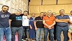 شباب بني درار يقدمون التهاني للرئيس بنعربية
