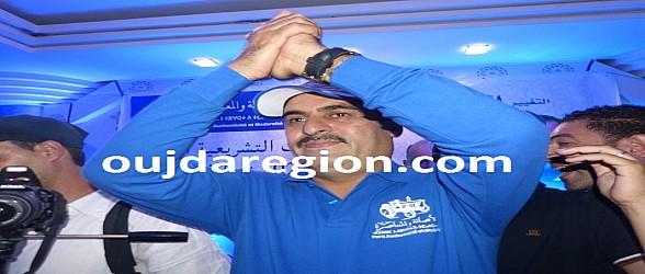 بلقاسم مير يبارك للصالحي فوزه برئاسة احفير