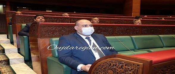 البرنيشي يهنىء ميارة الرئيس الجديد لمجلس المستشارين