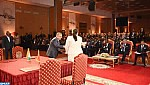 المنتدى الاقتصادي المغربي الإيفواري 2015: جلالة الملك والرئيس الإيفواري يترأسان حفل التوقيع على 24 اتفاقية شراكة