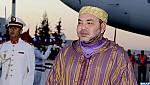 جلالة الملك يعود إلى أرض الوطن في ختام زيارة للمملكة العربية السعودية